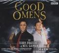 Terry Pratchett et Neil Gaiman - Good Omens. 4 CD audio