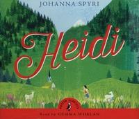 Johanna Spyri - Heidi. 6 CD audio