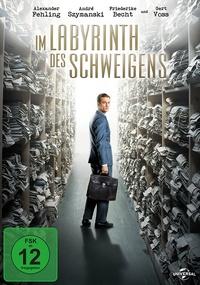 Giulio Ricciarelli - Im Labyrinth des Schweigens. 1 DVD