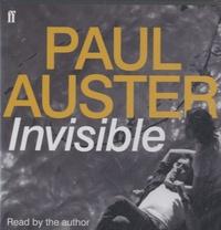 Paul Auster - Invisible. 6 CD audio