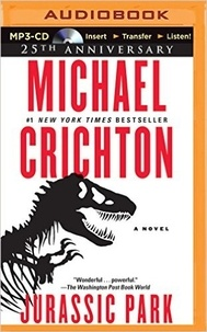 Michael Crichton - Jurassic Park. 1 CD audio MP3