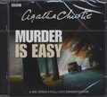 Agatha Christie - Murder is Easy. 2 CD audio