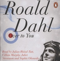 Roald Dahl - Over to You. 6 CD audio