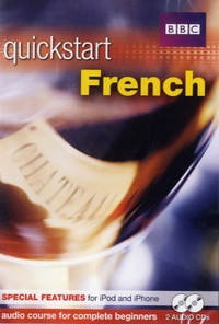 BBC - Quickstart French. 2 CD audio