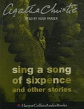Agatha Christie - Sing a Song of Sixpence and other stories - 2 Cassettes audio.