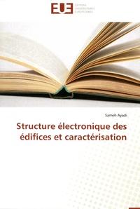 Structure électronique des édifices et caractérisation - Exercices résolus.pdf