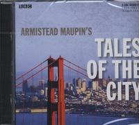 Armistead Maupin - Tales of the City. 2 CD audio