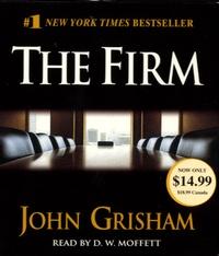 John Grisham - The Firm. 3 CD audio