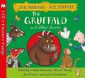 Julia Donaldson et Axel Scheffler - The Gruffalo and Other Stories. 1 CD audio