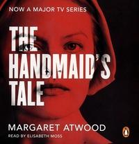 Margaret Atwood et Elisabeth Moss - The Handmaid's Tale. 10 CD audio