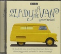 Alan Bennett - The Lady in the Van. 2 CD audio