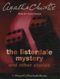 Agatha Christie - The Listerdale Mystery and other stories - 2 Cassettes Audio.