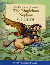 C.S. Lewis - The Magician's Nephew - 4 Cassettes Audio.