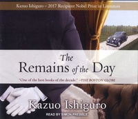 Kazuo Ishiguro - The Remains of the Day. 7 CD audio