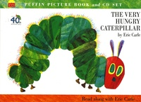 Eric Carle - The Very Hungry Caterpillar. 1 CD audio