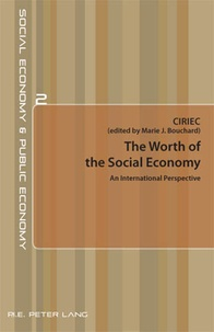 Marie-Joëlle Bouchard - The worth of the social economy.