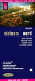Reise Know-How - Vietnam nord - 1/600 000.