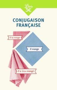 Librio - Conjugaison française.