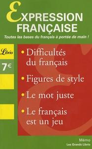 Librio - Expression française.