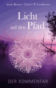 Licht auf den Pfad - Der Kommentar.