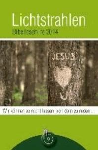 Lichtstrahlen 2014 - Bibellesehilfe.