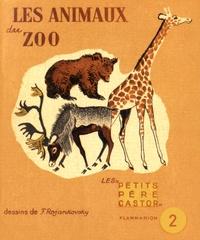 Lida et Feodor Rojankovsky - Les animaux du zoo.