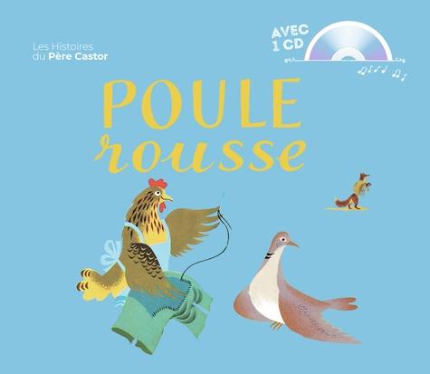 Lida et Etienne Morel - Poule rousse. 1 CD audio