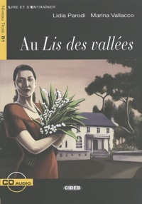 Lidia Parodi et Marina Vallacco - Au Lis des vallées. 1 CD audio