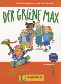 Alixetmika.fr Der grüne max Lehrbuch 1: Deutsch als Fremdsprache für die Primarstufe - Lehrbuch Image