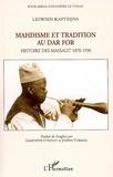 Lidwien Kapteijns - Mahdisme et tradition au Darfour.