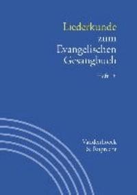 Liederkunde zum Evangelischen Gesangbuch. Heft 18.