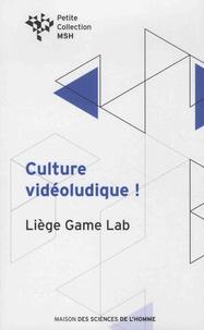 Liège Game Lab - Culture vidéoludique !.