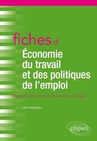 Liêm Hoang-Ngoc - Fiches d'économie du travail et des politiques de l'emploi - Rappels de cours et exercices corrigés.