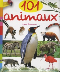 Lieve Boumans - 101 animaux.