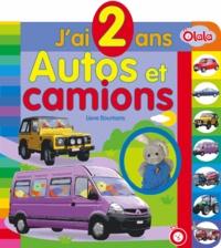 Lieve Boumans - Autos et camions - J'ai 2 ans.