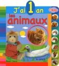 Lieve Boumans - J'ai 1 an - Les animaux.