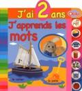 Lieve Boumans - J'ai 2 ans - J'apprends les mots.