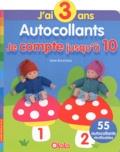Lieve Boumans - J'ai 3 ans, autocollants - Je compte jusqu'à 10.