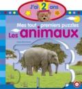 Lieve Boumans - Les animaux - Mes tout premiers puzzles J'ai 2 ans.