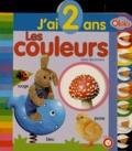 Lieve Boumans - Les couleurs - J'ai 2 ans.