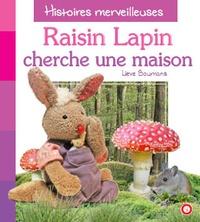 Lieve Boumans - Raisin le lapin cherche une maison.