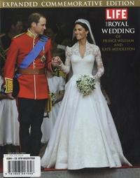 Life books - The Royal Wedding of Prince William & Kate Middleton.