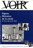 Raoul Dutry - Voir N° 12-13, Novembre 1 : Figures littéraires de la cécité - Du Moyen Age au XXe siècle.