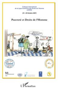 Deedr.fr Pauvreté et droits de l'Homme - Colloque international de la Ligue Ivoirienne des Droits de l'Homme Image