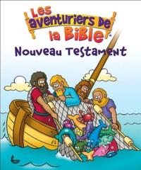 Galabria.be Les aventuriers de la Bible - Nouveau Testament Image