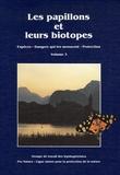 Ligue Suisse Protection Nature - Les papillons de jour et leurs biotopes - Tome 3.