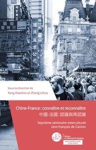 Lihua Zheng - Chine-France : connaître et reconnaître - Septième séminaire interculturel sino-français de Canton.