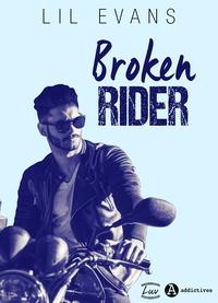 Lil Evans - Broken Rider (teaser).