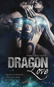 Lil Evans - Dragon Love Tome 3 : Bleu acier.