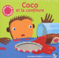 Lila Marigny - Coco et la confiture. 1 CD audio